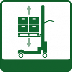 Lift trolleys